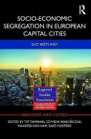 Increasing segregation in European cities due to income inequality