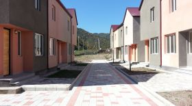 Social Affordable Housing Project in Dilijan