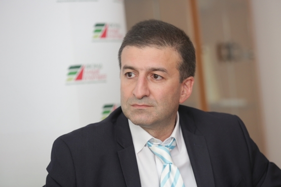 Ara Nazinyan, Executive Director of ASBA, Armenia