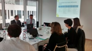 First meeting of the CSR Expert Group